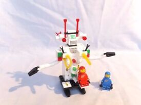 LEGO 6750 - Vintage Light and Sound Sonic Robot