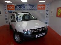 Dacia Duster ACCESS(ONLY 33000 MILES)FREE MOT'S AS LONG AS YOU OWN THE CAR!!! (white) 2015
