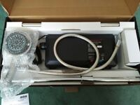 Mira Platinum Digital Mixer Shower (Ceiling fed pumped model)