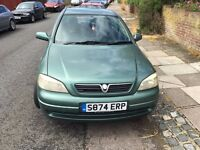 Vauxall Astra 1.8 Petrol 1999
