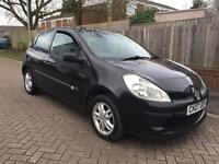 Renault Clio 1.1, 2007, Long MOT, Cambelt Just Replaced