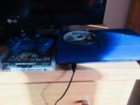 PS3 super slim limited edition 500GB bundle