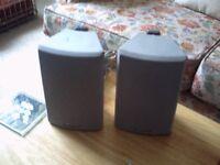 set of 4 speakers