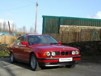 BMW 535I SE AUTO E34 4 DOOR ONE OWNER + 76K