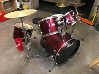 Drum kit - Pearl forum series