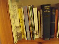 Collection of Scottish Books