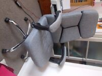 Ergonomic Office Chair , 1 Month old. Adjustable. Assembled.