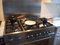 Saucepans and Frying Pan