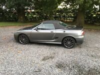 MG TF 1.8 Spark 2005 Convertible with hard top