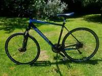 Boardman sport hybrid mountain bike