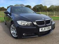 BMW 3 Series 320d M Sport Black (2007)