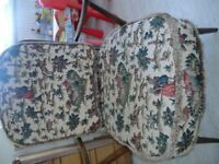 Original Ercol cushion covers. Excellent condition.