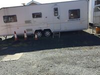 2008 Bailey Carolina 6 berth series 6