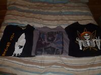 3 T-Shirts for just £3!! Good condition - size Medium