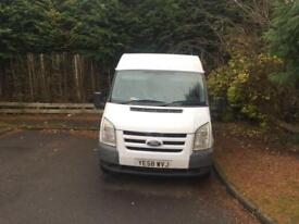 Rare ford transit trend