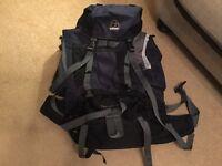 Large Euro hike backpack .