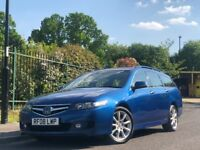 2008 HONDA ACCORD EX+ I-VTEC- HUGE SPEC- PART EX TO CLEAR ONLY £2150ono
