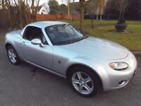 Toyota MX5 2.0 2009 2 Door Hard Top 2 Fromer Keepers, 57000 Miles, Full Service History