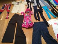 Job lot of fancy dress costumes and accessories