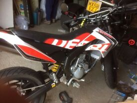 50 cc derbi senda drd xtreme limited edition