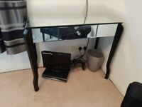 Mirrored Dressing Table for upcycling