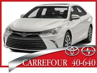 2015 Toyota Camry DÉMONSTRATEUR