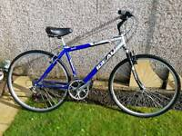 Men's hybrid mountain bike