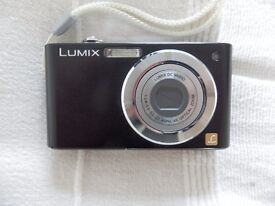 Panasonic Lumix DMC FS4 digital camera £25