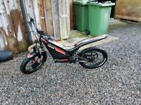 Oset 20 electric trials bike