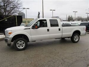 2014 Ford F-350 Crew Cab 4x4 gas long box XLT loaded
