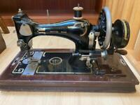 Vintage British Sewing Machine