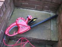 Electric Hedge Trimmer Sovereign 400 W Brand New