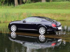 Bentley Continental GT, LK53 WFN