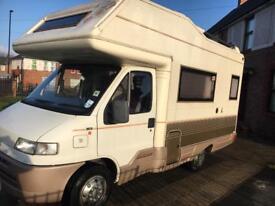 Fiat ducato 5 birth campervan