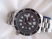 RARE GENTS DIVERS WATCH 300m/1000ft.