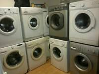 Washing machine and tumble dryer