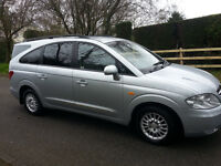 2010 Ssangyong Rodius 270 SE 7 Seater Diesel May P/X
