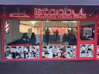 Traditional turkish barber ✂✂💈💈