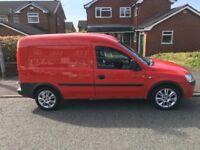 Vauxhall combo 2005 1.3 cdti full service history