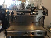 La Spaziale - 2group commercial espresso machine