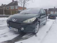 Peugeot 307 Feline 1 of only 300 made Limited Edition 2.0 16v 180 bhp.