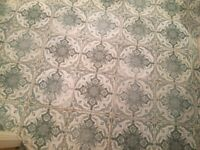 Turkish style tiles for sale. Great for floor. Unused.