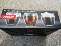 Bodum Double Wall Thermo-glasses