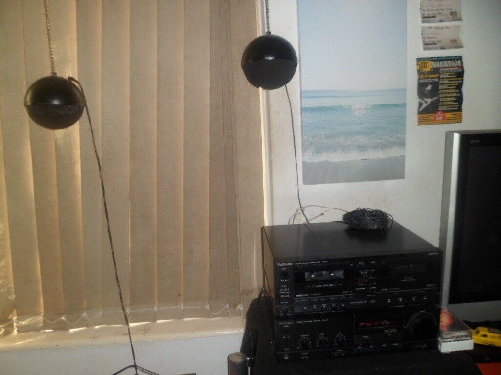 Technics system Amplifier , Tape , Tuner Turntable