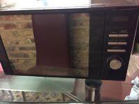 Russell Hobbs RHM2064B, 20 Litre Digital Microwave, Black