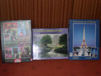 JIGSAWS FOR SALE ……………….…………. POSTING FOR 6 + years
