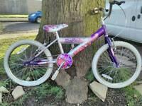 "Girls concept rockstar 20"" bike"