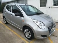 Suzuki Alto SZ3 1.0 5 door, 1 owner, full service history, air con, immaculate throughout