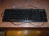 ADVENT Keyboard
