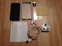 iphone 4, 16 GB, black, on EE, fully working order, very good cosmetically,